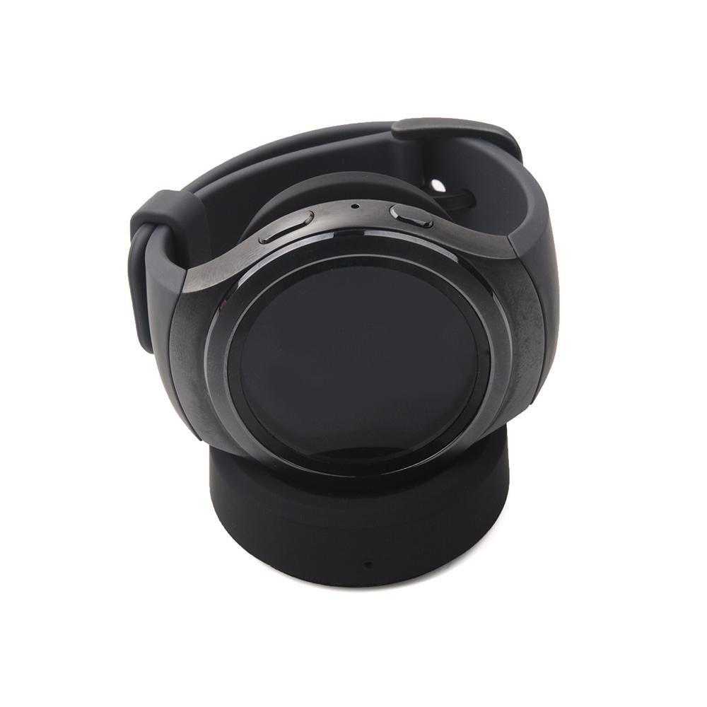 Para Samsung Gear S3 Cargador, teepao Qi carga para Samsung ...