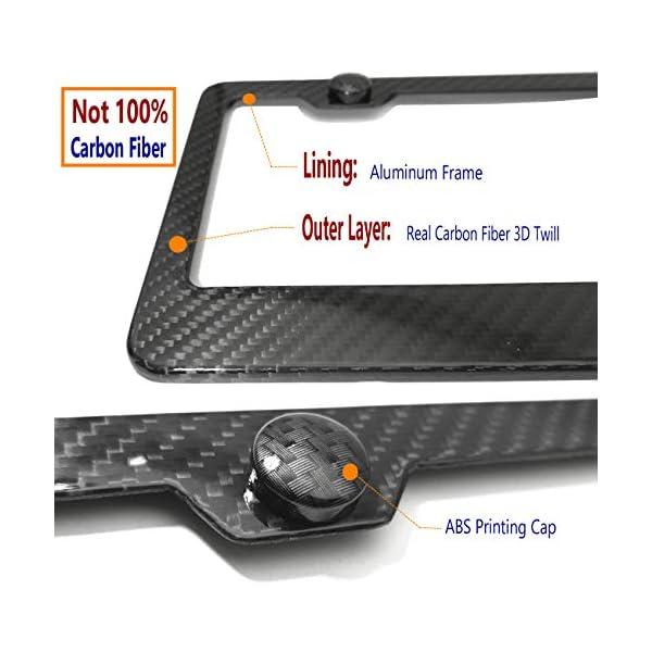 Carbon-Fiber-License-Plate-Frame