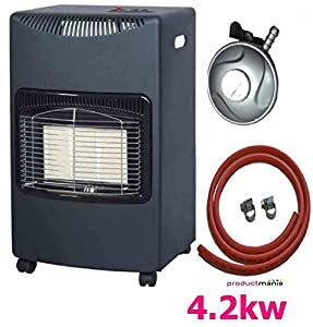 NEW CALOR 4.2kw PORTABLE HEATER FREE STANDING HEATING CABINET ...