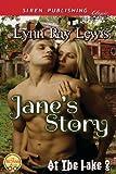Jane's Story, Lynn Ray Lewis, 1622425243