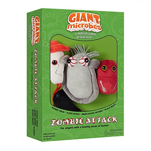 Box Zombie (Giantmicrobes Themed Gift Boxes - Zombie Attack)