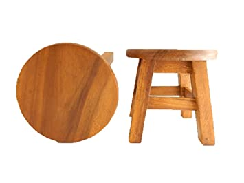 Sensational Childs Childrens Wooden Stool Chair Plain Design Caraccident5 Cool Chair Designs And Ideas Caraccident5Info