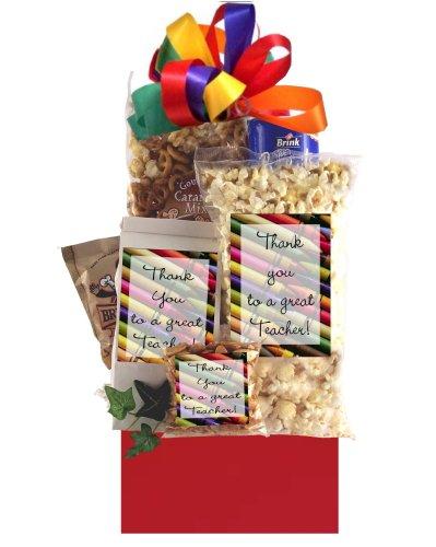 Teacher Treats Teacher Appreciation Gift Basket