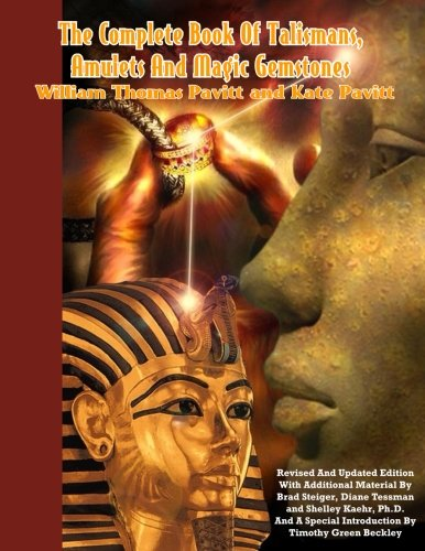 - The Complete Book of Talismans, Amulets and Magic Gemstones