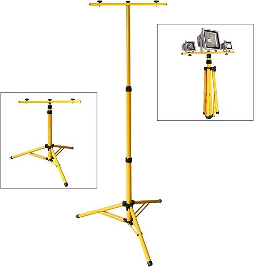 wolketon Teleskop trípode para LED Foco Proyector: Amazon.es: Hogar