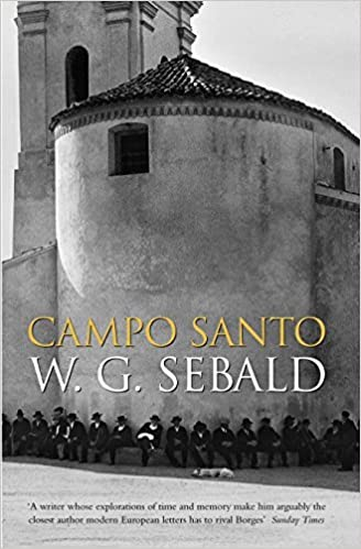 Book Campo Santo by W. G. Sebald (2006-02-23)