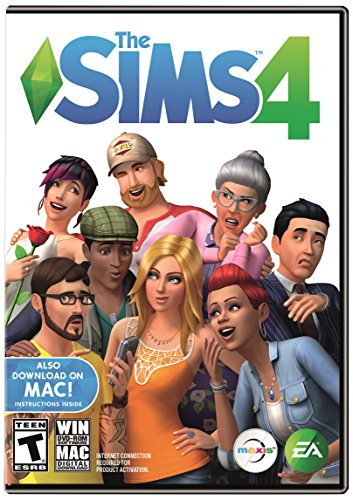 The Sims 4 [Online Game Code] - 4 A Sim Sims Create