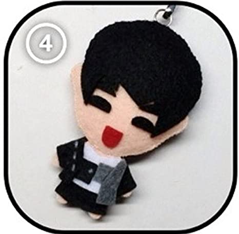 Amazon.com: vixx Ravi – Muñeco De Vudú Kpop hecho a mano ...