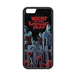 """QSWHXN Night of the Living Dead 2 Phone Case For iPhone 6 (4.7"""") [Pattern-5]"""
