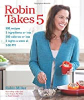 Robin Takes 5 Front Cover