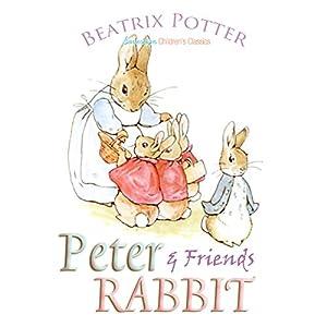 Peter Rabbit and Friends Audiobook