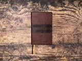 NRSV, Thinline Bible, Leathersoft, Brown, Comfort