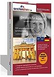 Deutsch für Ägypter Basiskurs, PC CD-ROM Deutsch-Sprachkurs mit Langzeitgedächtnis-Lernmethode. Niveau A1/A2