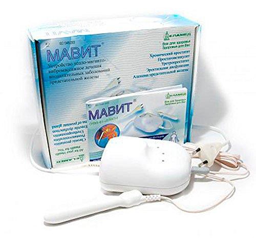 (MAVIT for prostate gland vibromassage magnetic therapy PEMF Voltage 220V)