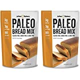 Paleo Bread Mix (2 Pack) (Low Carb, Grain Free & Gluten Free)