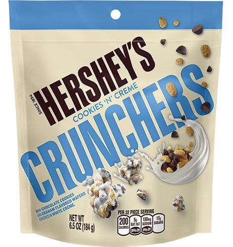 Hershey's Cookies 'N Creme Crunchers 6.5 oz. -