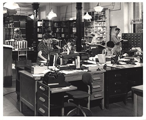 POSTER A3 Medicine Acquisition division, serials section Date: ca 1955