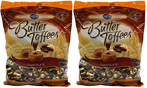 Arcor Butter Chocolate Kosher Toffee Dairy - Large