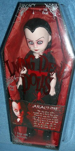 Living Dead Dolls Fashion - Living Dead Dolls: Arachne - Series 10