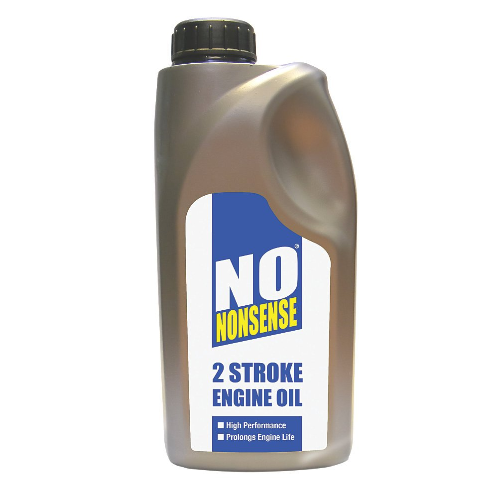 NO NONSENSE HP-145 2-STROKE ENGINE OIL 1LTR. Suitable For Most 2-stroke Engines