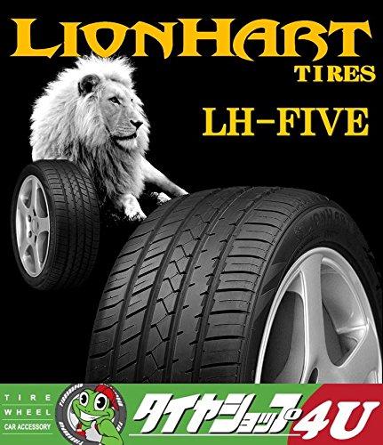 LION HART ラジアルタイヤ LH5 305/35R22インチ サマータイヤ LH-Five 単品 B01EMY3OSE