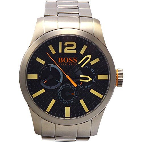 Hugo Boss Orange Mens Bronze Metal Strap 1513313 Watch