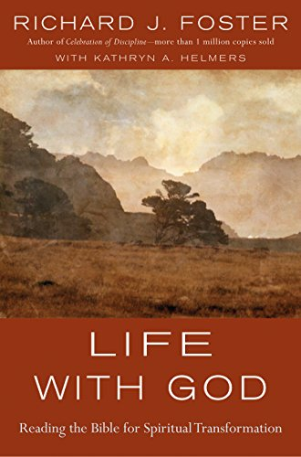 Life with God: Reading the Bible for Spiritual Transformation cover