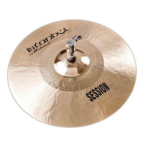 Istanbul Mehmet Cymbals Modern Series SS-HH14 14-Inch Hi-Hat Cymbals ()