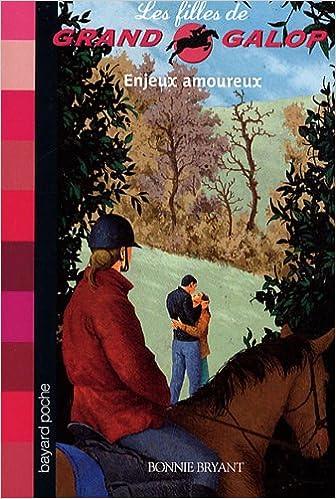 Les Filles de Grand Galop, Tome 12 : Enjeux amoureux pdf ebook