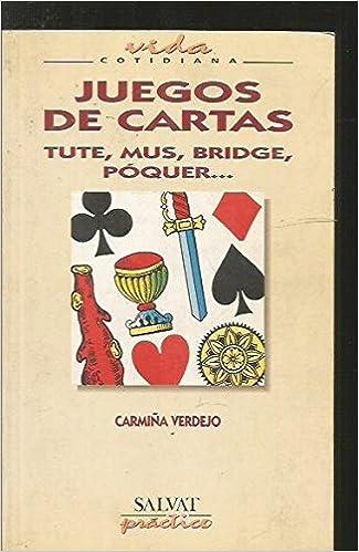 Juego de cartas: Carmina Verdejo: 9788434548794: Amazon.com ...