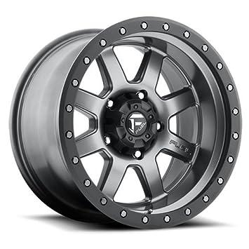 Fuel Truck Wheels >> Amazon Com Fuel Offroad Wheels D552 17x8 5 Trophy 5x5 0 Gd4