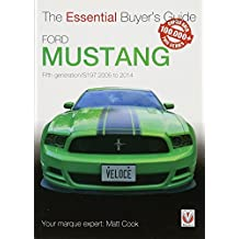 Ford Mustang: Fifth generation / S197 2005-2014