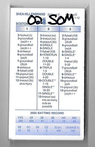 2002-strat-o-matic-season-boston-red-sox-team-set