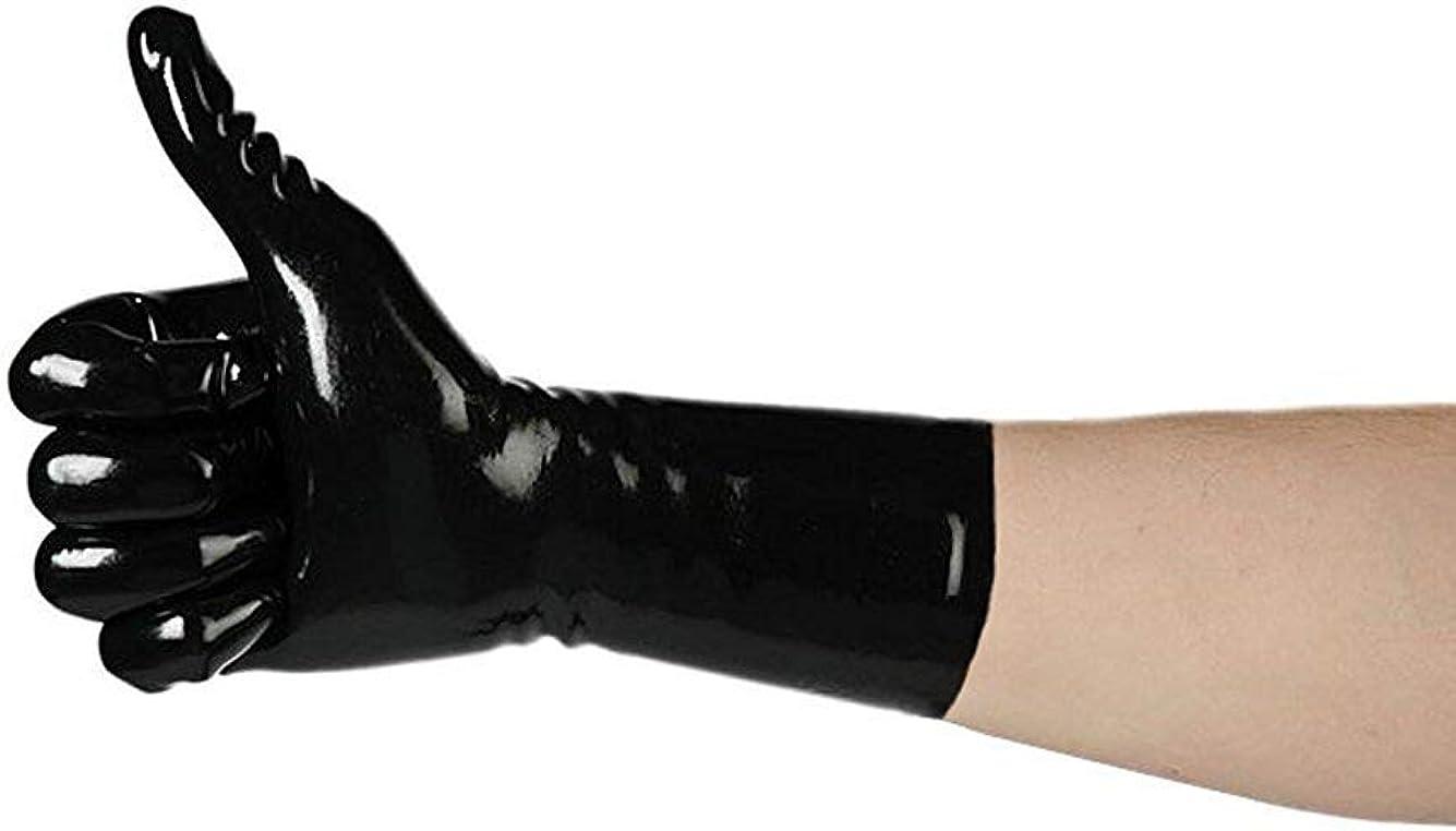 HX fashion Rubber Secrets Short Latex Mixed Toes Mittens Muffens Chic Mittens Mittens Mittens Mittens Mittens Mittens Mittens Ragazza