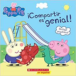 Peppa Pig: ¡Compartir es genial! (Learning to Share ...