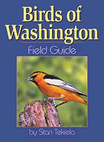 Birds Boss (Birds of Washington Field Guide)