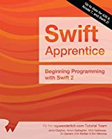 The Swift Apprentice: Beginning Programming with Swift 2 Front Cover