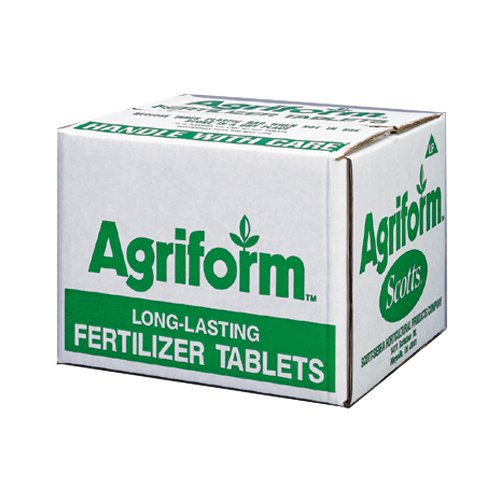 Everris 90805 Agriform Planting Tablets 20-10-5 with Minors, 1000