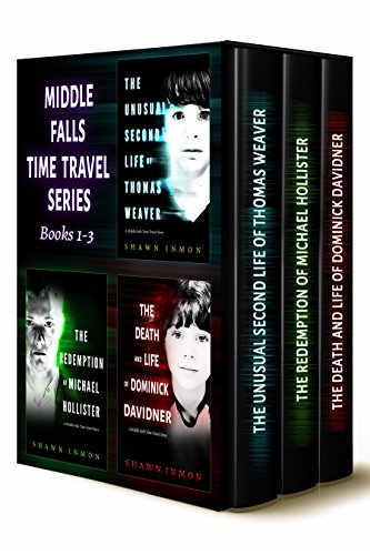 Middle Falls Time Travel Series by Shawn Inmon ebook deal