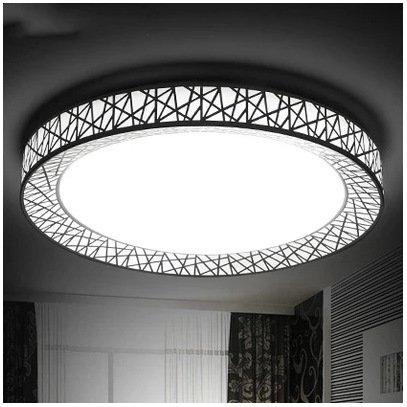 Moda DKSJ Ofertas LED Lámpara de techo redondo minimalista ...