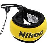 Nikon Coolpix Floating Camera Strap (Yellow)