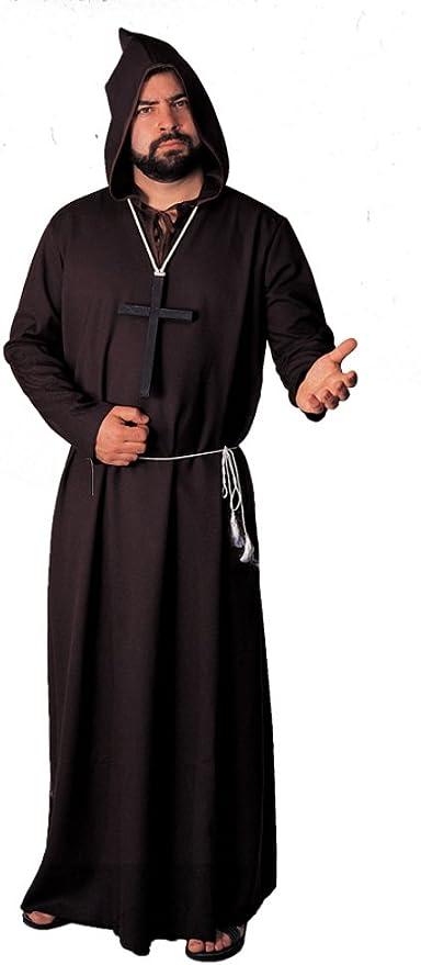 Alexanders Costumes Deluxe Monk Robe