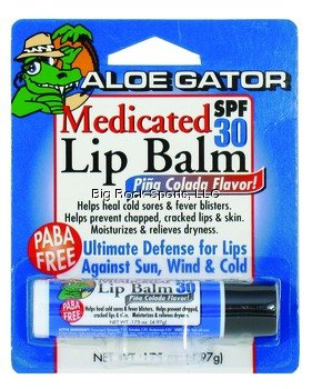 Aloe Gator Lip Balm - 5