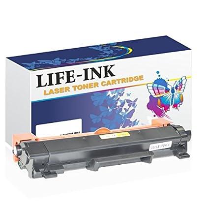 Life Ink - Tóner equivalente a Brother TN 2420, tn2420, TN de 2410 ...