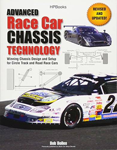 Advanced Race Car Chassis Technology Hp1562  Winning Chassis Design And Setup For Circle Track And Road Race Cars