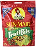 Sun Maid Fruit Bits, 7-Ounce Bags (Pack of 6)