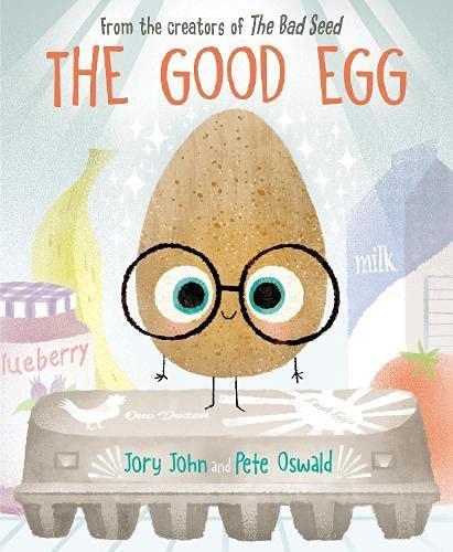 The Good Egg: John, Jory, Oswald, Pete: 9780062866004: Amazon.com: Books
