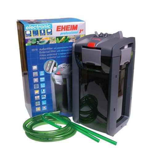 EHEIM Professional 3e 2078 External Electronic Canister Filter for up to 185 US Gallons