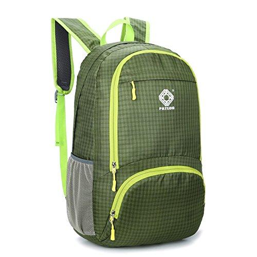 Hongrun Outdoor Freizeitaktivitäten falten Paket Paket paket Haut Männer und Frauen generic Schultern falten Rucksack AF2zM
