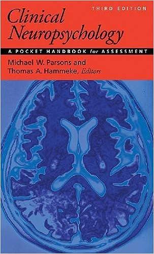 Clinical neuropsychology a pocket handbook for assessment clinical neuropsychology a pocket handbook for assessment 3rd edition fandeluxe Gallery
